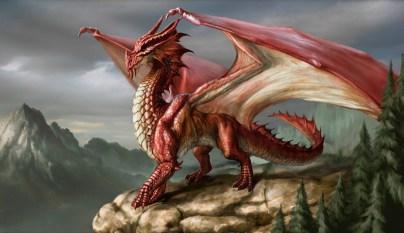 dragão-na-montanha